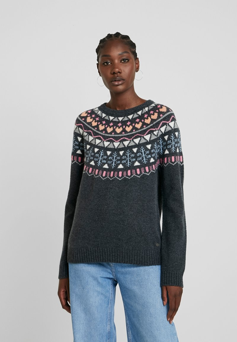 edc by Esprit - Jumper - dark grey