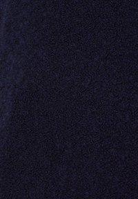 edc by Esprit - MIT ROLLKRAGEN - Pullover - navy - 5
