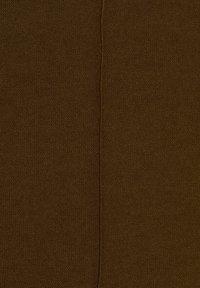 edc by Esprit - MIT LOGO-INTARSIEN - Trui - khaki green - 5