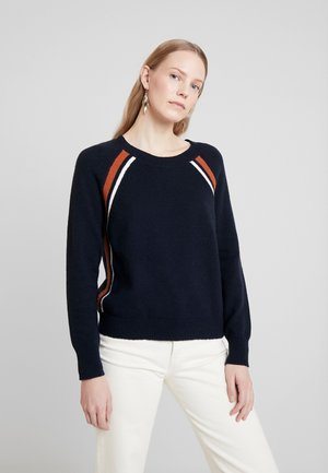 SPORTY - Sweter - navy