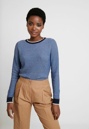 STRUCTURE - Sweter - bright blue