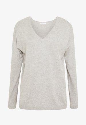 VNECK - Jumper - light grey