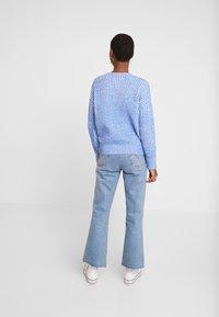 edc by Esprit - Strikkegenser - bright blue - 2