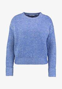 edc by Esprit - Strikkegenser - bright blue - 4