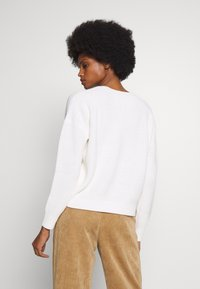 edc by Esprit - Sweter - off white - 2