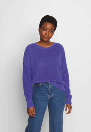 Pullover - dark lavender