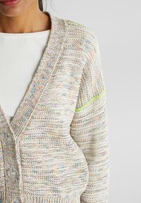 edc by Esprit - Strikjakke /Cardigans - off white - 5