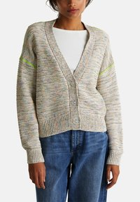 edc by Esprit - Strikjakke /Cardigans - off white - 7
