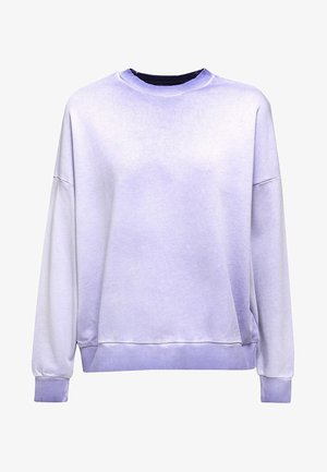 DYED - Sweatshirt - dark lavender