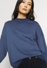 edc by Esprit - DYED - Sweatshirt - navy - 4