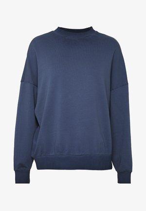 DYED - Sweatshirt - navy