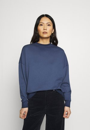 DYED - Sweatshirt - navy