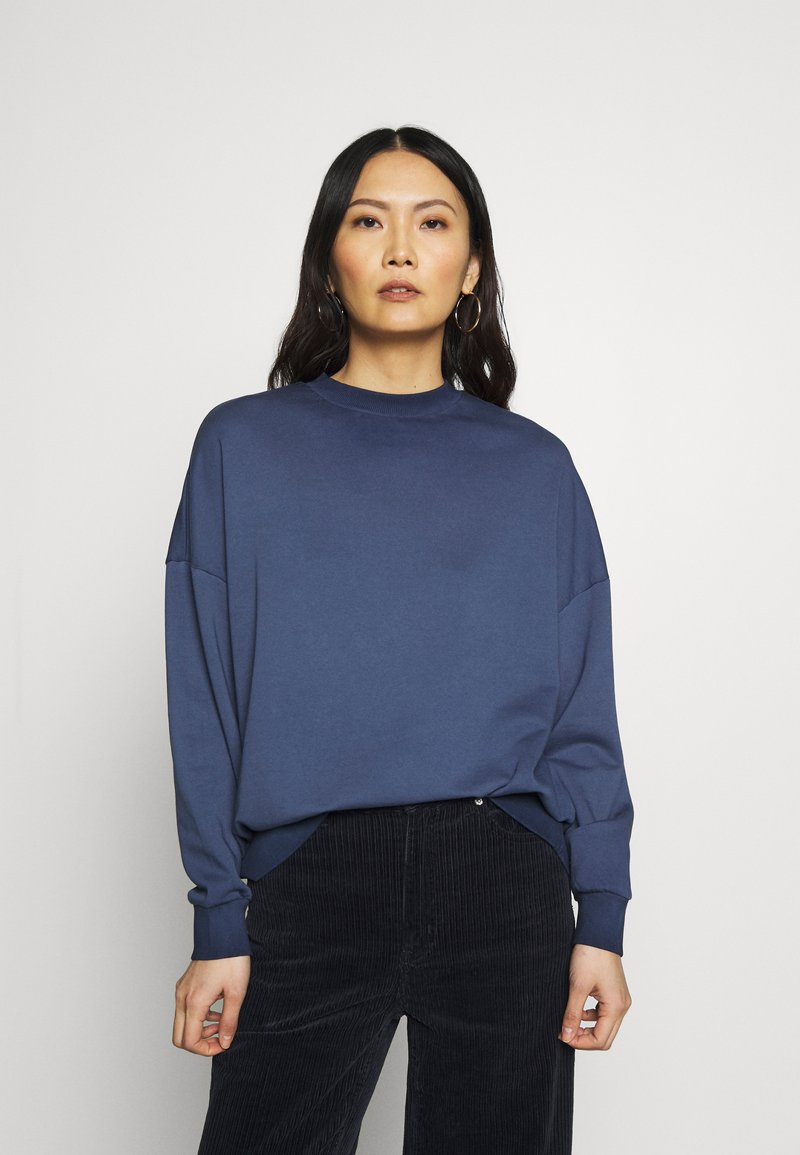 edc by Esprit - DYED - Sweatshirt - navy