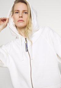 edc by Esprit - Hoodie met rits - off white - 3