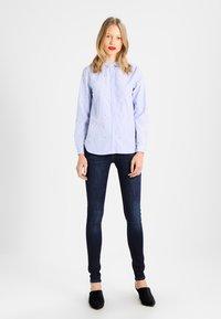 edc by Esprit - Jeansy Skinny Fit - blue dark wash - 1