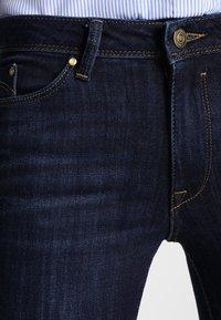 edc by Esprit - Jeansy Skinny Fit - blue dark wash - 3
