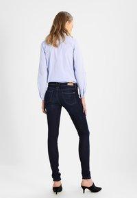 edc by Esprit - Jeansy Skinny Fit - blue dark wash - 2
