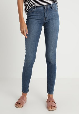 Jeggings - blue light wash