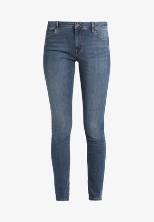 Jegging - blue light wash