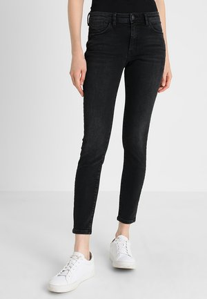 Jeansy Skinny Fit - black medium wash