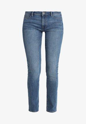 Slim fit jeans - blue light
