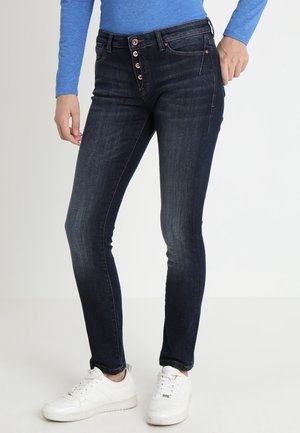 Jeansy Slim Fit - blue dark wash