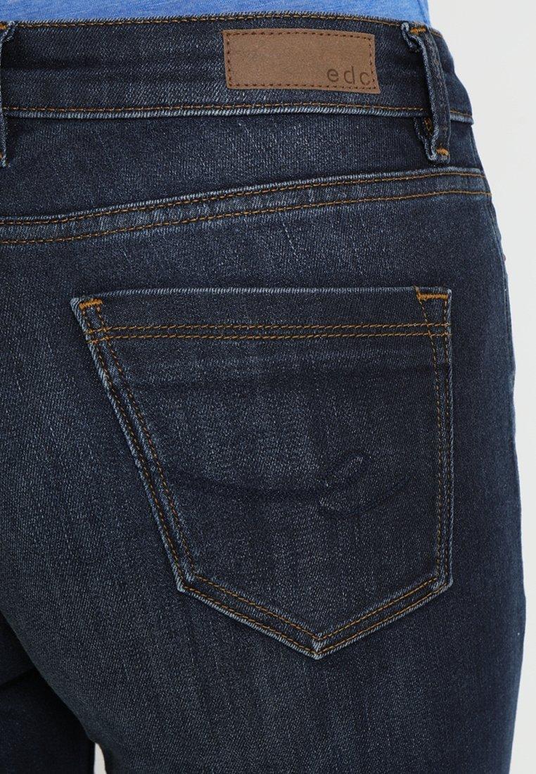 edc by Esprit Jeansy Slim Fit - blue dark wash