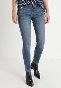 edc by Esprit - Jeansy Slim Fit - blue medium - 0