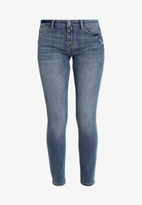 edc by Esprit - Jeansy Slim Fit - blue medium - 4