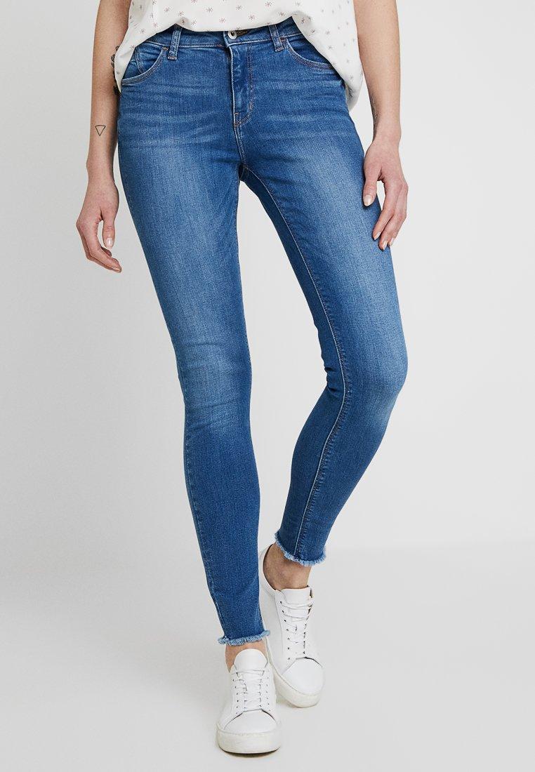 edc by Esprit - Jeans Skinny Fit - blue medium wash