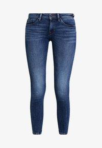 edc by Esprit - Jeansy Skinny Fit - blue medium wash - 4