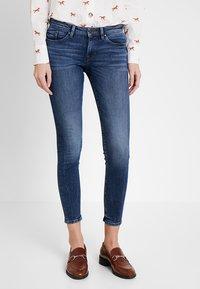 edc by Esprit - Jeansy Skinny Fit - blue medium wash - 0