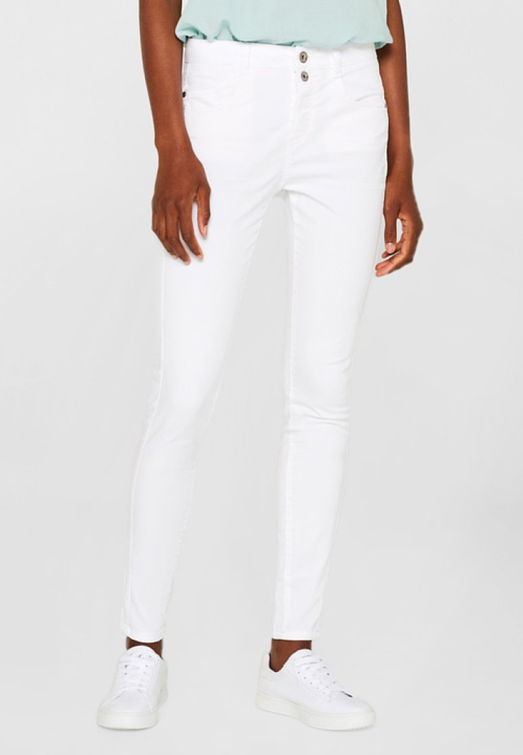 edc by Esprit - Jeans Skinny Fit - white