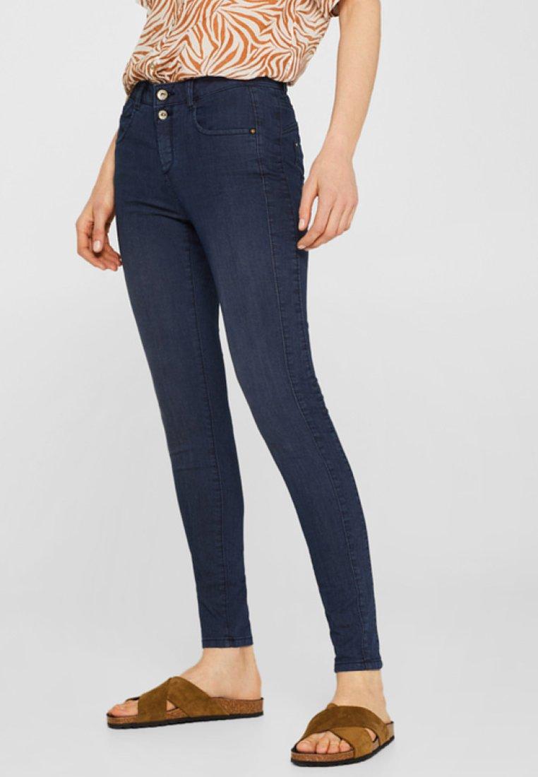 edc by Esprit - Jeans Skinny Fit - dark blue