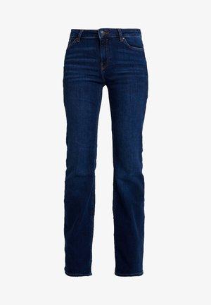 Jeans bootcut - blue dark wash