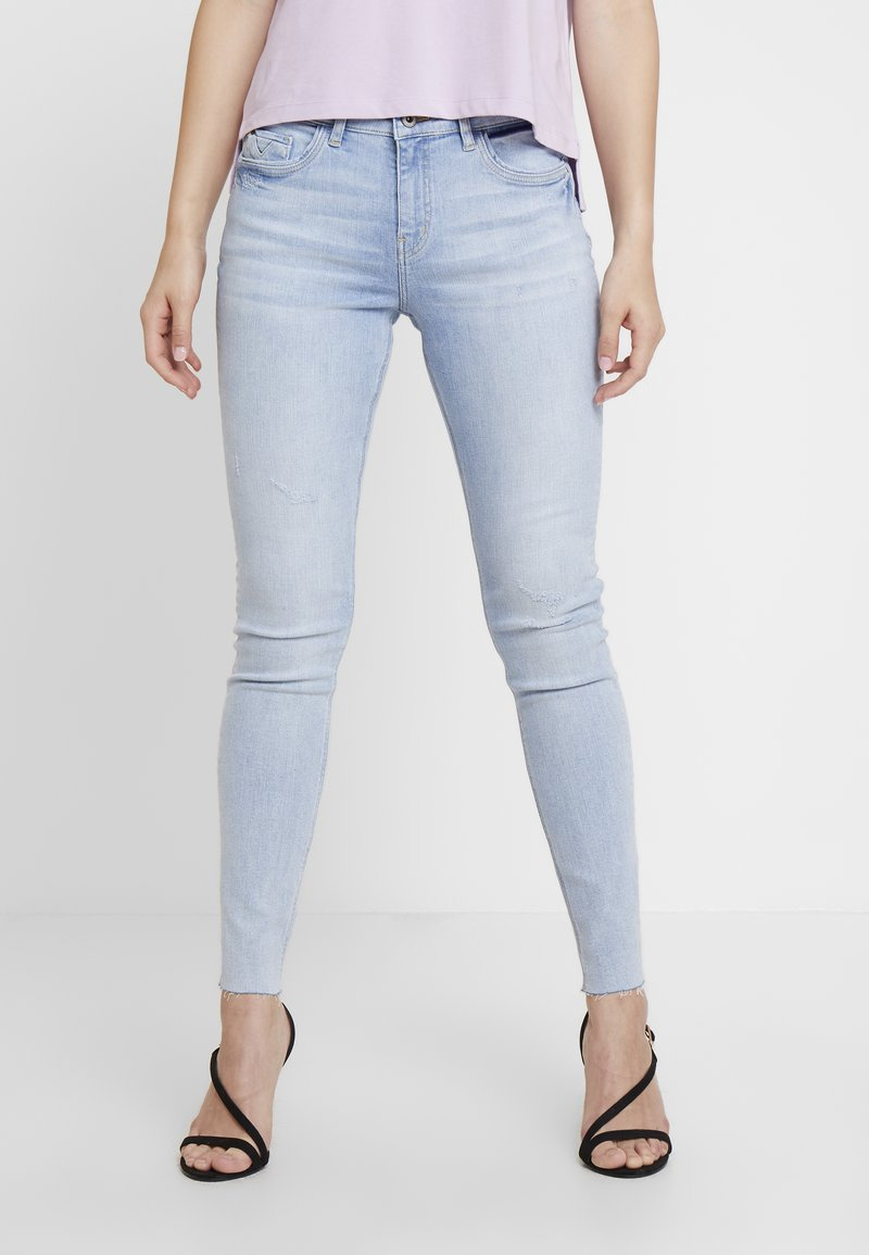 edc by Esprit - Jeans Skinny Fit - blue light wash