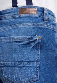 edc by Esprit - Jeansy Slim Fit - blue medium wash - 5
