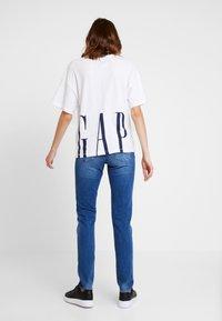 edc by Esprit - Jeansy Slim Fit - blue medium wash - 2