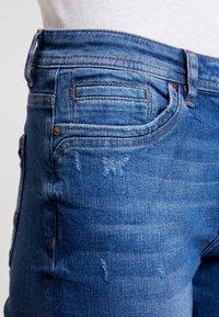 edc by Esprit - Jeansy Slim Fit - blue medium wash - 3