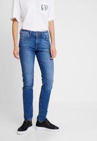 edc by Esprit - Jeansy Slim Fit - blue medium wash - 0