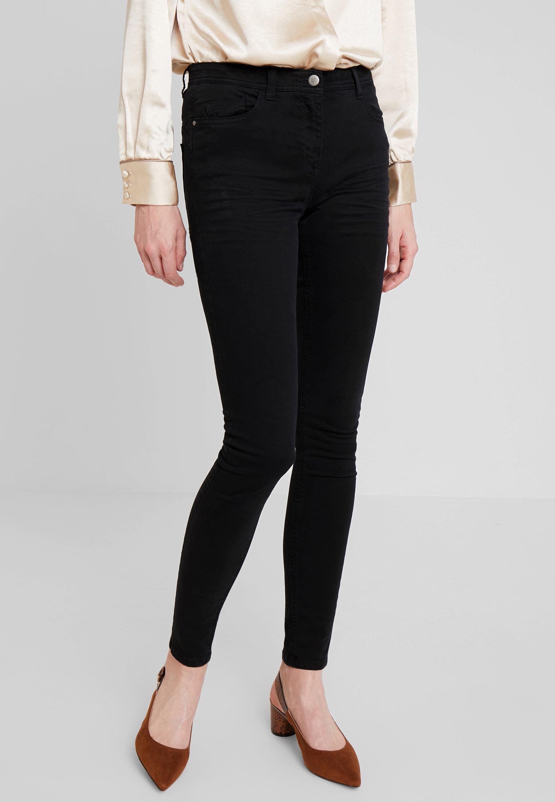 edc by Esprit Jeansy Skinny Fit - black