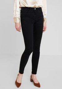 edc by Esprit - Jeans Skinny Fit - black - 0