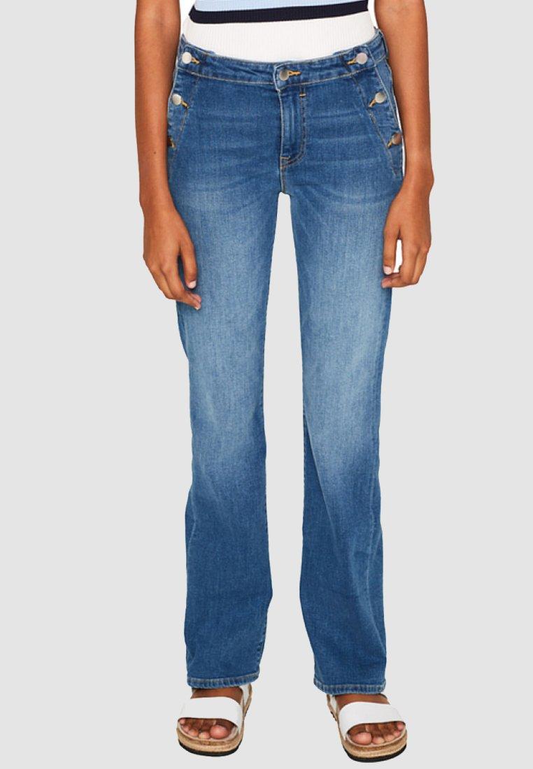 edc by Esprit - Jeans Bootcut - blue