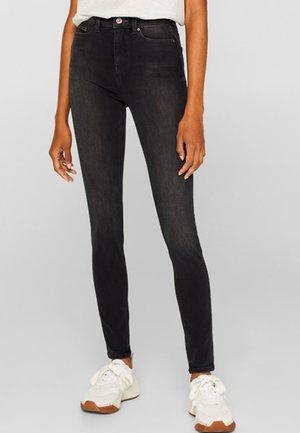 SUPERSTRETCH - Jeans Skinny Fit - black medium