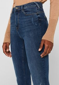 edc by Esprit - Jeans Skinny Fit - blue medium washed - 3