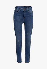 edc by Esprit - Jeans Skinny Fit - blue medium washed - 4