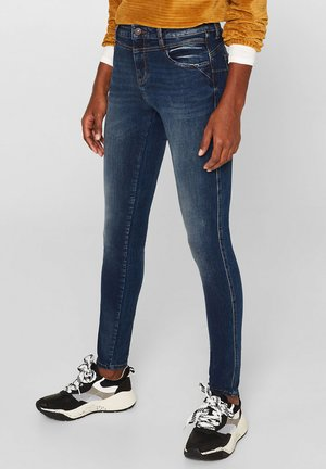 MIT STRETCH - Jeans Skinny Fit - dark blue