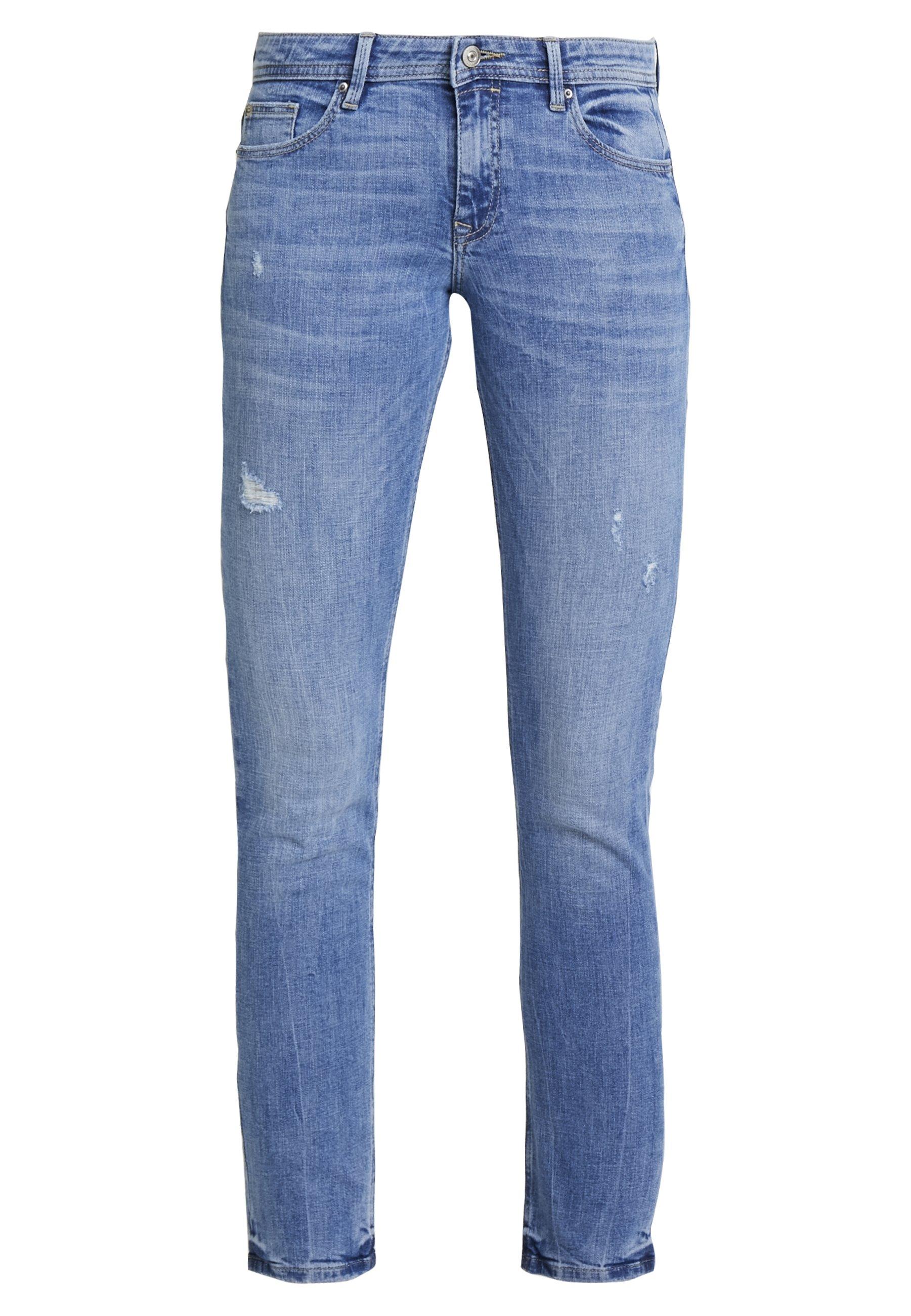 Edc By Esprit Slim Fit Jeans - Blue