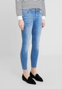 edc by Esprit - Jeans Skinny Fit - blue light wash - 0
