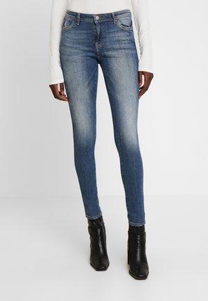 Jeansy Skinny Fit - blue medium
